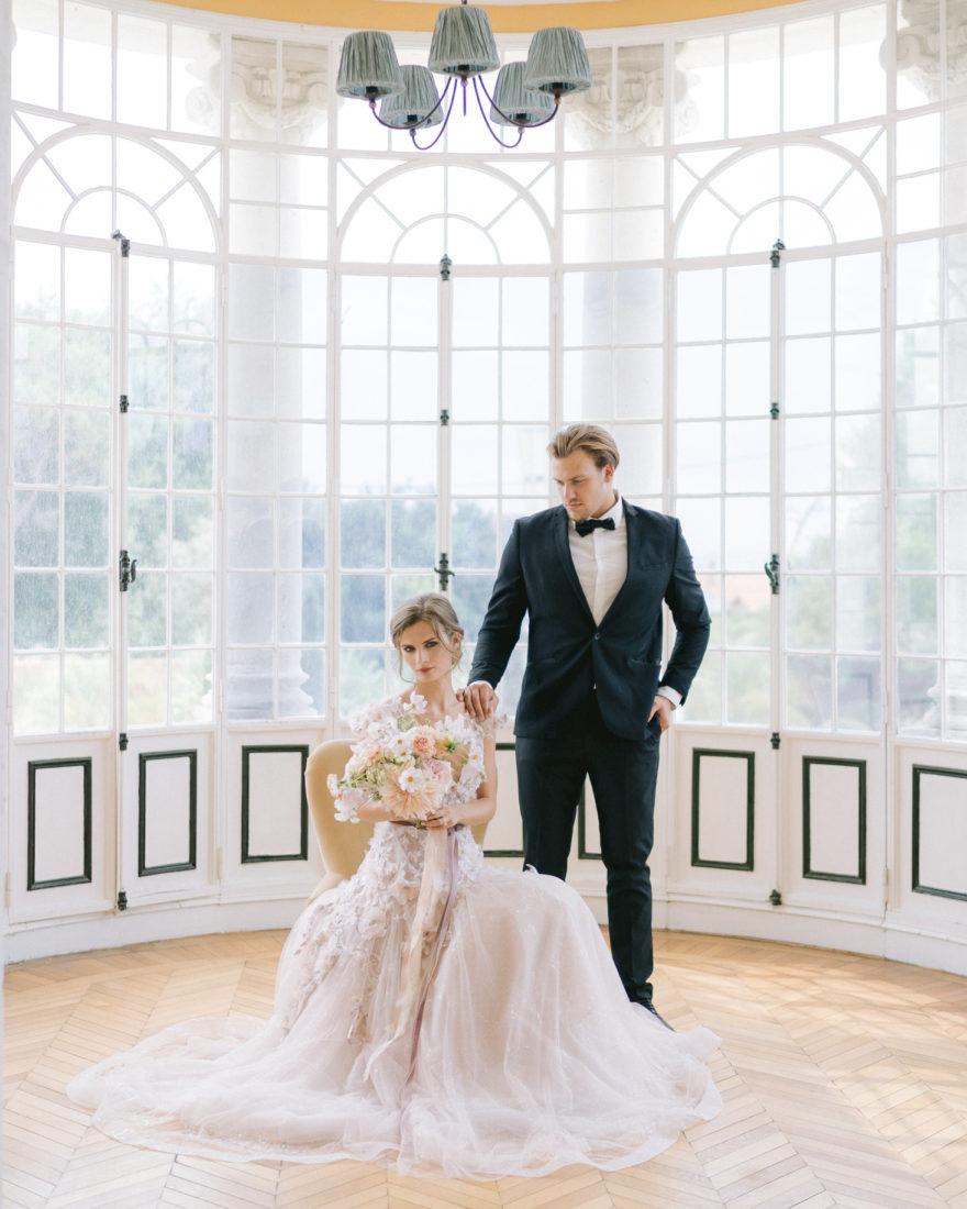 Photo mariage Chateau Mader