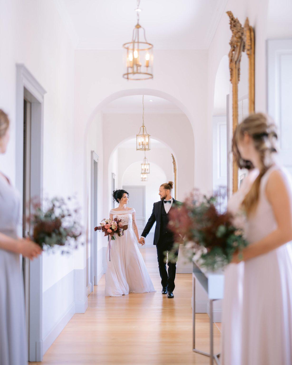 Photographe mariage Chateau de l'Hospital Gironde (43)