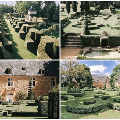 Manoir des jardins d'eyrignac