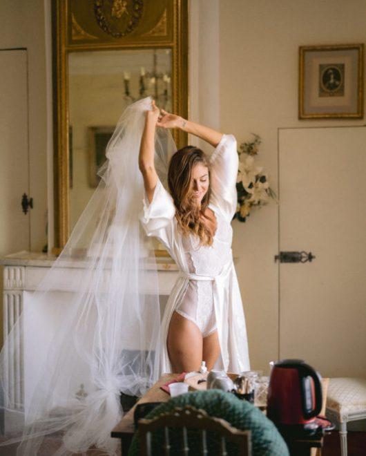 Photo boudoir Gironde