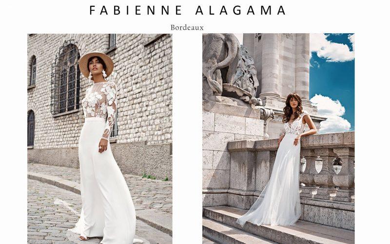 Robe de créateur Fabienne Alagama