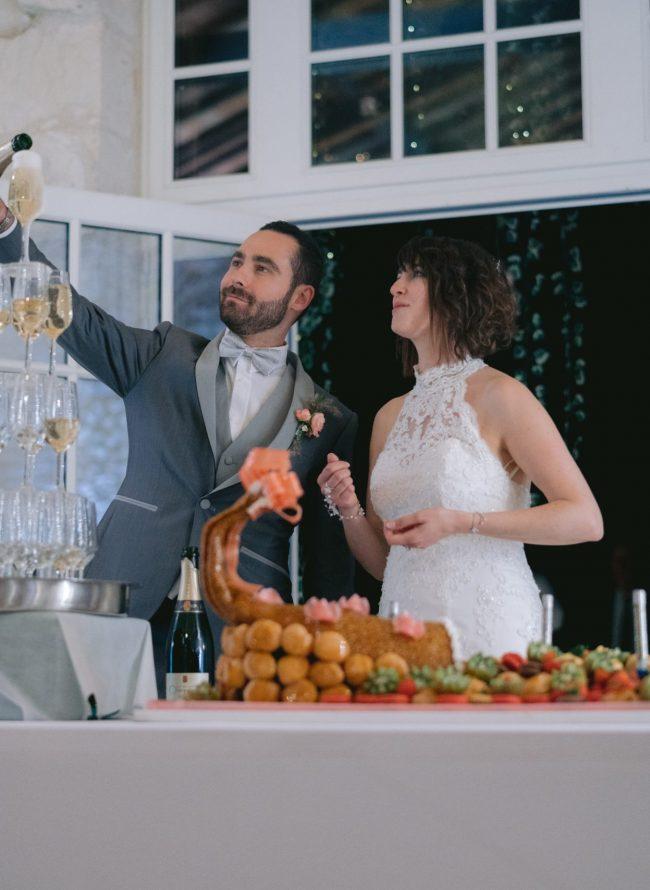 Soirée mariage wedding villa des 7 moulins Dordogne (73)